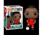 Sadio Mane из команды Liverpool Football 32