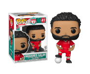 Mohamed Salah из команды Liverpool Football 41