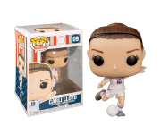 Carli Lloyd из команды United States Women's Soccer Team Football