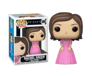 Rachel Green in Pink Dress из сериала Friends 1065