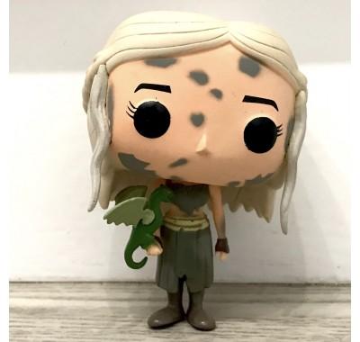 Дейенерис Таргариен Кхалиси в саже (Daenerys Targaryen Khaleesi БЕЗ КОРОБКИ (Эксклюзив)) из сериала Игра престолов