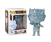 Crystal Night King with Dagger in Chest из сериала Game of Thrones