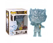 Crystal Night King with Dagger in Chest GitD (Эксклюзив HBO) из сериала Game of Thrones