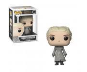 Daenerys Targaryen White Coat из сериала Game of Thrones