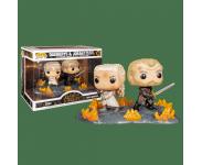 Daenerys and Jorah Movie Moment из сериала Game of Thrones
