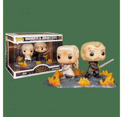 Дейнерис и Джорах муви момент (Daenerys and Jorah Movie Moment) из сериала Игра престолов