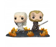 Daenerys and Jorah Movie Moment из сериала Game of Thrones