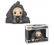 Daenerys Targaryen on Dragonstone Throne Deluxe из сериала Game of Thrones