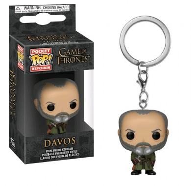 Давос Сиворт брелок (Davos Seaworth keychain) из сериала Игра престолов HBO