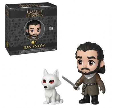 Джон Сноу (Jon Snow 5 star (PRE-ORDER)) из сериала Игра Престолов HBO