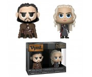 Jon Snow and Daenerys Targaryen Vynl. из сериала Game of Thrones HBO