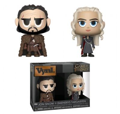 Джон Сноу и Дейенерис Таргариен Винл. (Jon Snow and Daenerys Targaryen Vynl.) из сериала Игра Престолов HBO