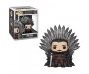 Jon Snow on Iron Throne Deluxe из сериала Game of Thrones HBO