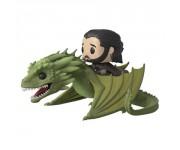 Jon Snow with Rhaegal Ride из сериала Game of Thrones