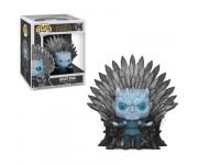 Night King on Iron Throne Deluxe из сериала Game of Thrones HBO