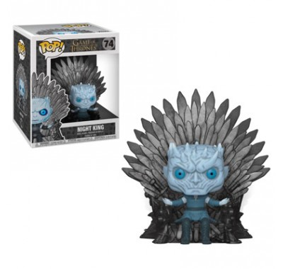 Король Ночи на железном троне (Night King on Iron Throne Deluxe) из сериала Игра престолов HBO