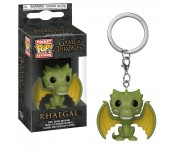 Rhaegal Keychain (PREORDER ZS) из фильма Game of Thrones HBO