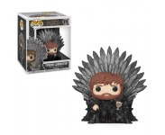 Tyrion Lannister on Iron Throne Deluxe (preorder WALLKY P) из сериала Game of Thrones HBO
