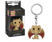 Viserion Keychain из фильма Game of Thrones HBO
