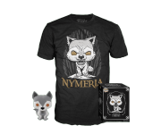 Nymeria Pop and Tee (Размер 2XL) (PREORDER ZS) из сериала Game of Thrones