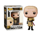 Brienne of Tarth со стикером (Эксклюзив Box Lunch) из сериала Game of Thrones HBO