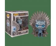Night King on Iron Throne Metallic Deluxe (Эксклюзив HBO) из сериала Game of Thrones 74