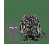 Rhaegal Iron 6-Inch (Эксклюзив Target) из сериала Game of Thrones 47