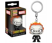 Ghost Rider Keychain из комиксов Marvel