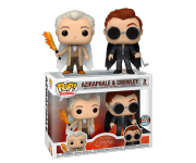 Aziraphale and Crowley 2-pack (Эксклюзив Specialty Series) из сериала Good Omens