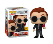 Crowley with Frozen Treat (Chase) из сериала Good Omens