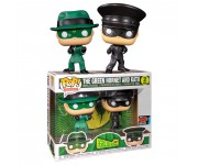 Green Hornet and Kato 2-Pack (PREORDER ZS) (Эксклюзив NYCC 2019) из сериала The Green Hornet 1966