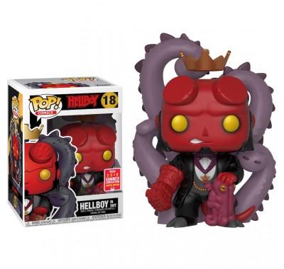 Хеллбой в костюме (Hellboy in Suit SDCC 2018 (Эксклюзив)) из комиксов Хеллбой