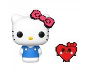 Hello Kitty with heart 45th Anniversary (Chase) из серии Hello Kitty