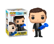 Ted Mosby with Blue French Horn (preorder WALLKY) из сериала How I Met Your Mother