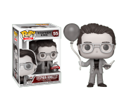 Stephen King with Red Balloon Black and White (Эксклюзив) из серии Celebrities