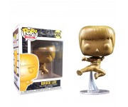 Bruce Lee Flying Man gold из серии Bruce Lee