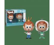 Freddy Funko and Freddy in Spacecuit Vynl. 2-pack (Эксклюзив Funko Shop)