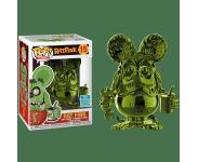 Rat Fink Green Chrome (Эксклюзив SDCC 2019) из серии Icons 15
