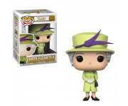 Queen Elizabeth II in Green Suit из серии Royals