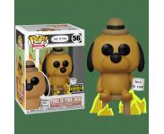 This Is Fine Dog со стикером (Эксклюзив Entertainment Earth) из серии Icons 56