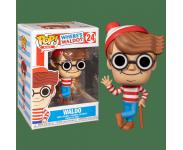 Waldo / Wally из книг Where's Waldo?