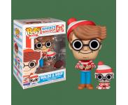 Waldo with Woof (Эксклюзив Barnes and Noble) из книг Where's Waldo?