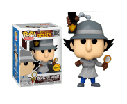Inspector Gadget with I.D. Badge (Chase) (PREORDER mid-MAY) из мультсериала Inspector Gadget