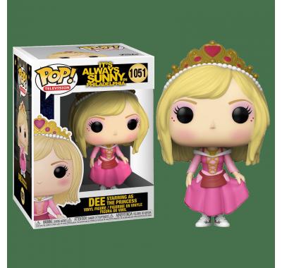 Диандра «Милашка Ди» Рейнольдс Принцесса (Dee Starring as the Princess) из сериала В Филадельфии всегда солнечно
