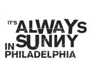Фигурки В Филадельфии всегда солнечно