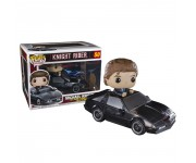 Michael Knight with KITT Rides из сериала Knight Rider