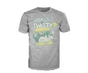 Sylvester and Tweety T-Shirt (Размер M) из мультфильма Looney Tunes