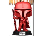 Mandalorian Red Chrome (Эксклюзив) (Preorder Early December) из сериала Star Wars: Mandalorian