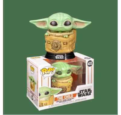 Дитя с сумкой (The Child / Baby Yoda with Bag) из сериала Звёздные войны: Мандалорец