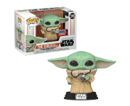 The Child / Baby Yoda with Pendant Necklace (Эксклюзив NYCC 2020) из сериала Star Wars: Mandalorian